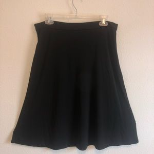 Black DKNY Skirt - Large
